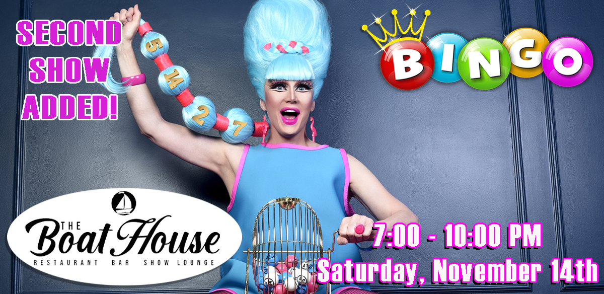 Bingo At The Boathouse  tickets