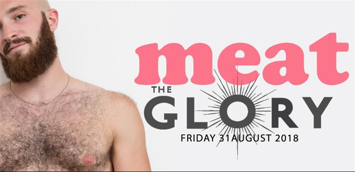 meat The Glory Takeover / meat NAKED 2019 Calendar Launch Party Q-Jump Tickets tickets