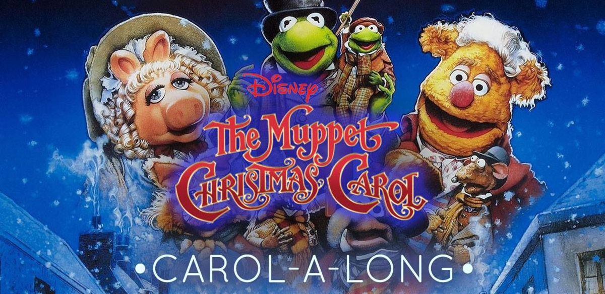 A Muppets Christmas Carol Carol-A-Long tickets