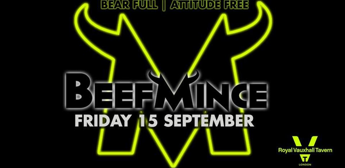 BEEFMINCE at The RVT Feat. DJ Dreadful tickets