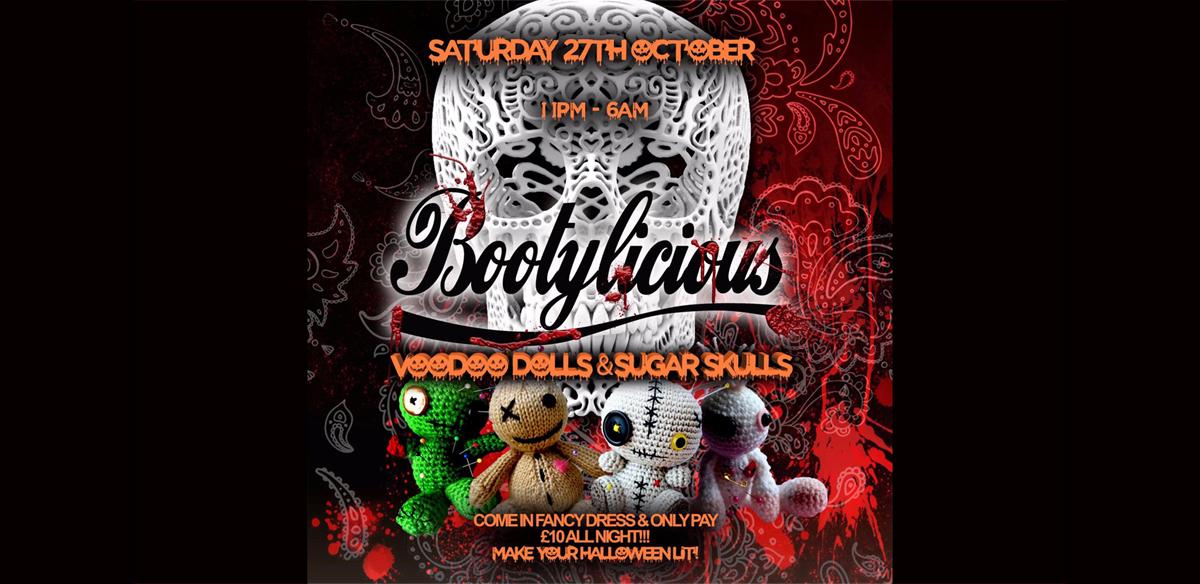 Bootylicious : Voodoo Dolls & Sugar Skulls tickets