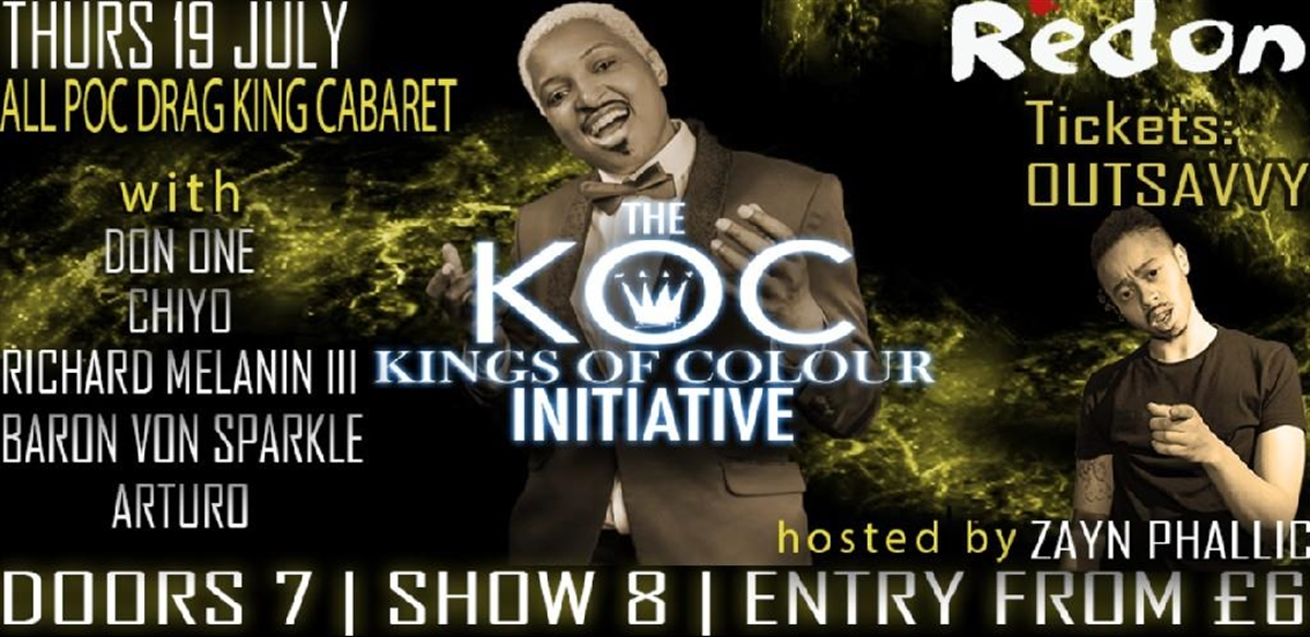 The KOC Initiative VII: With Don One! tickets