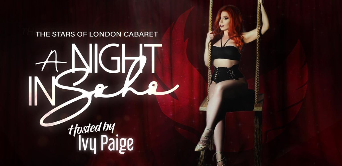 A Night in Soho: The Stars of London's Cabaret tickets