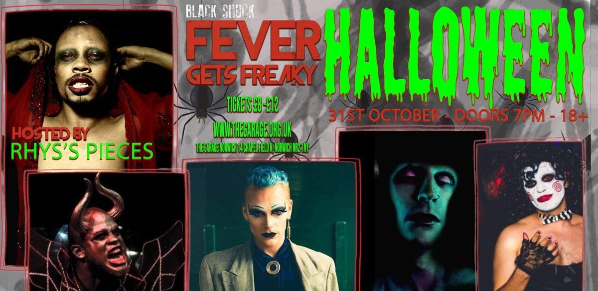 Fever Gets Freaky - Halloween Specail tickets