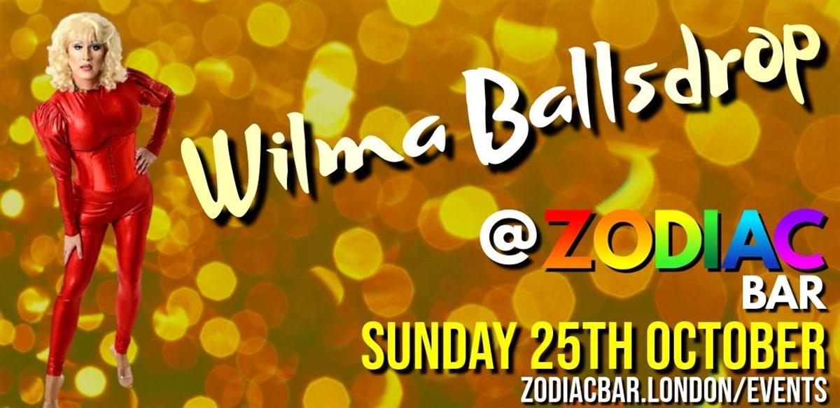 Drag Cabaret with Wilma Ballsdrop tickets