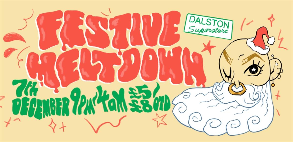 Festive Meltdown ft Cormac, Hannah Holland & isa GT tickets