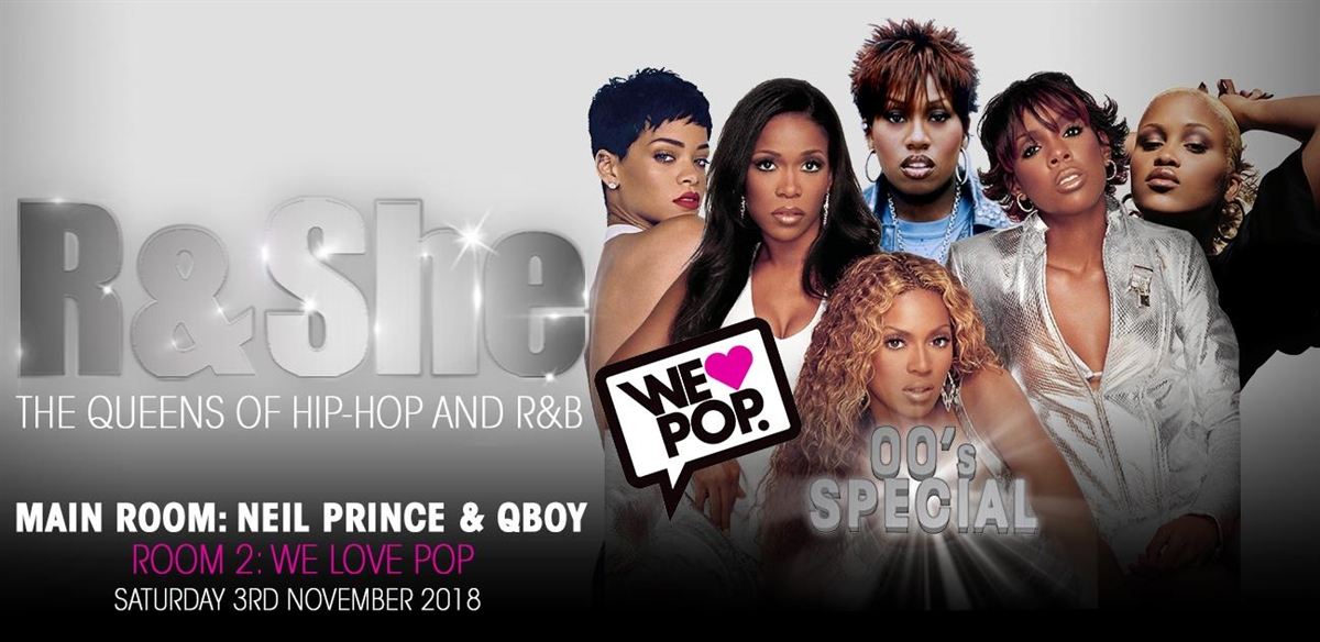 R & She: 00's Special ! tickets