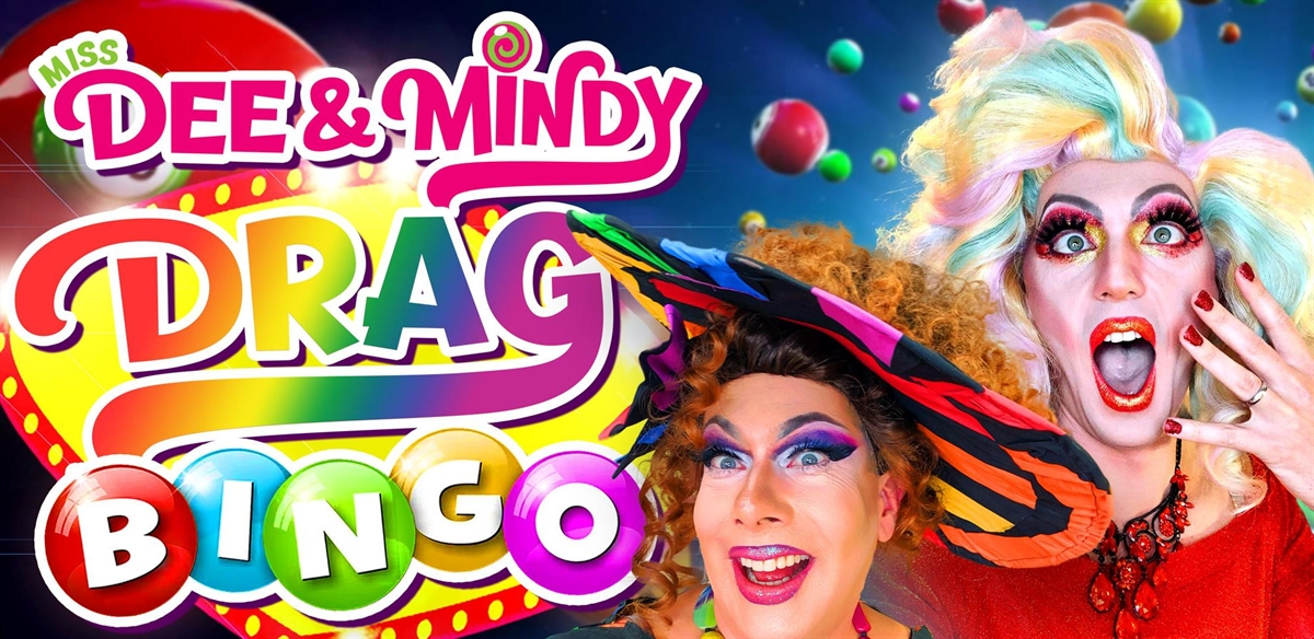 Miss Dee & Mindy Drag Lockdown Bingo tickets