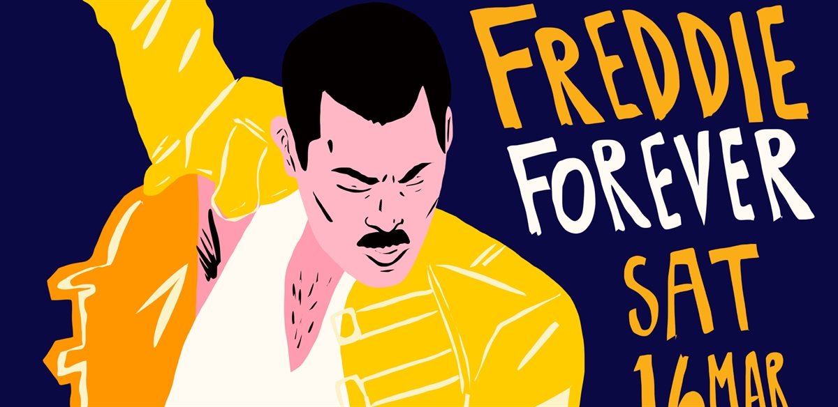 FREDDIE FOREVER! tickets