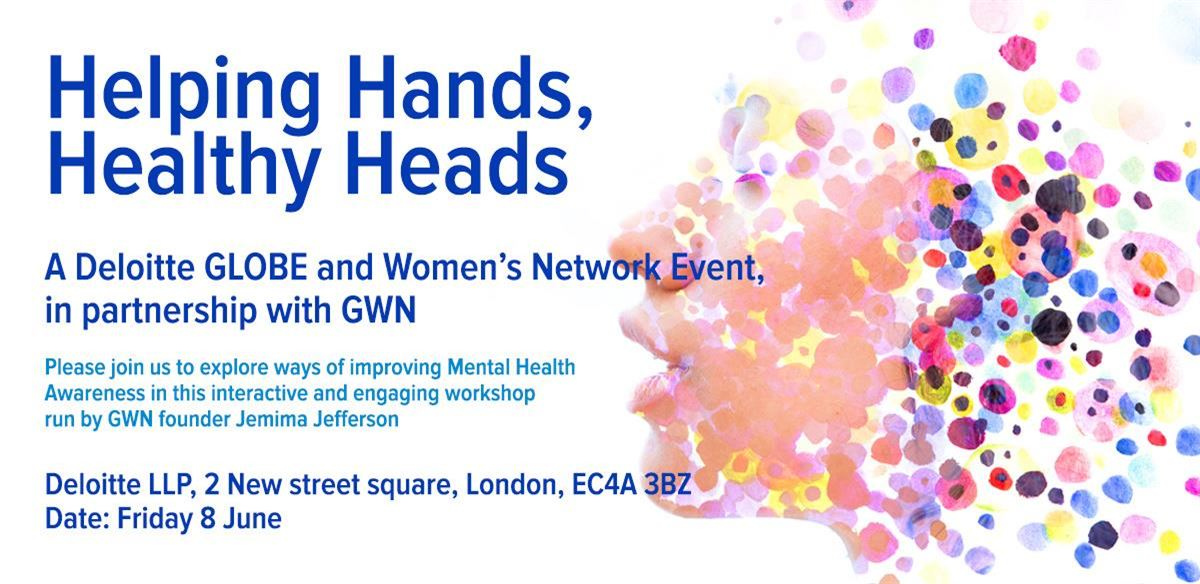 Helping Hands, Healthy Heads tickets