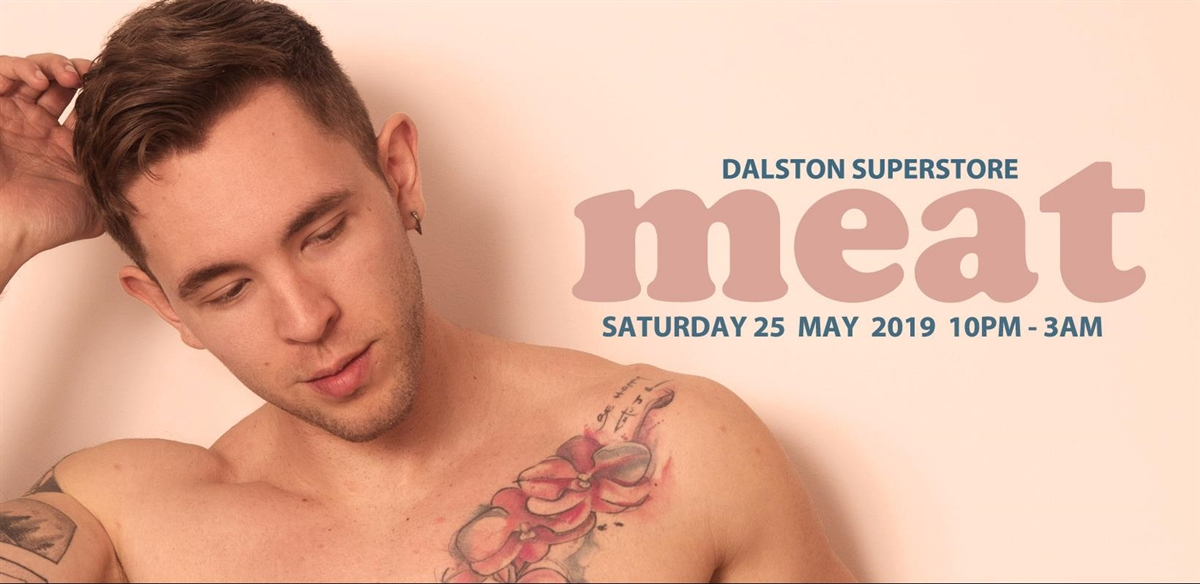 meat Dalston Superstore - Q-JUMP Cheap tickets tickets