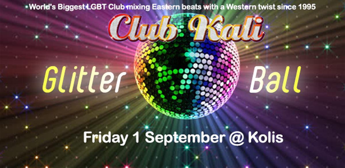 Club Kali's Glitter Ball tickets