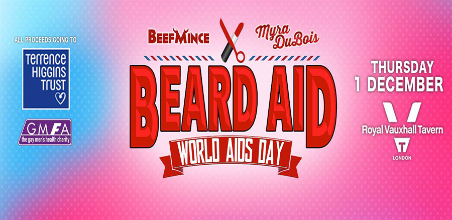 BEARD AID - World AIDS Day 2016 tickets