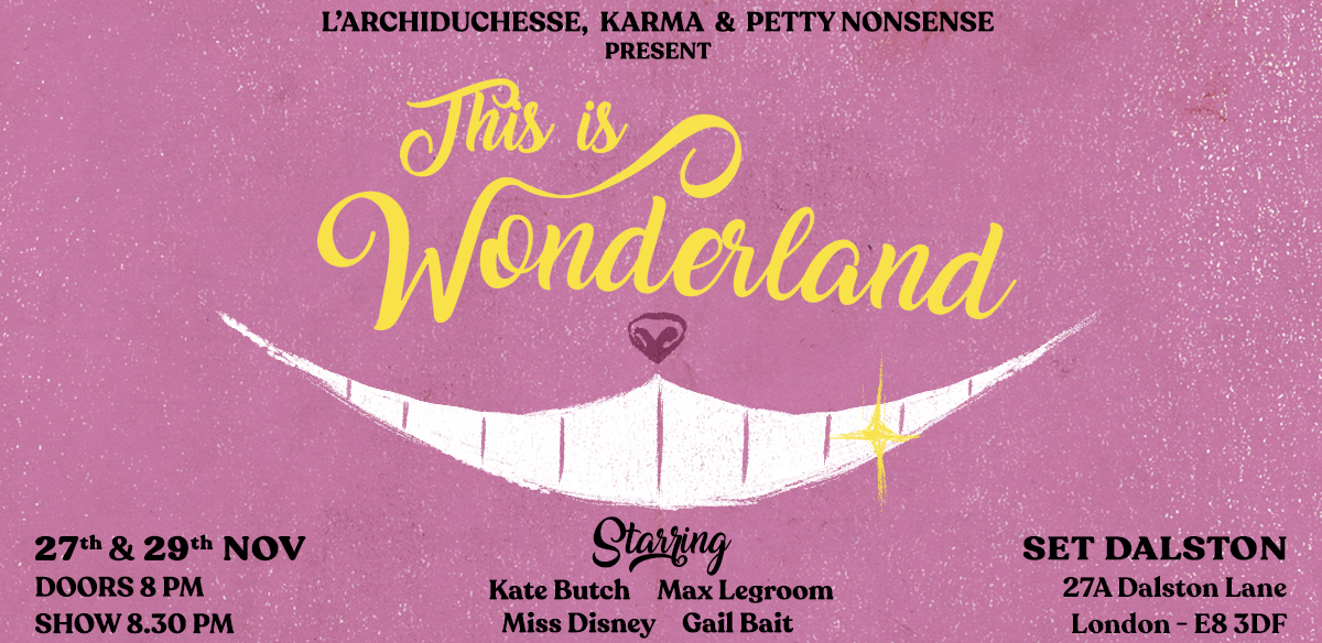 This is Wonderland tickets