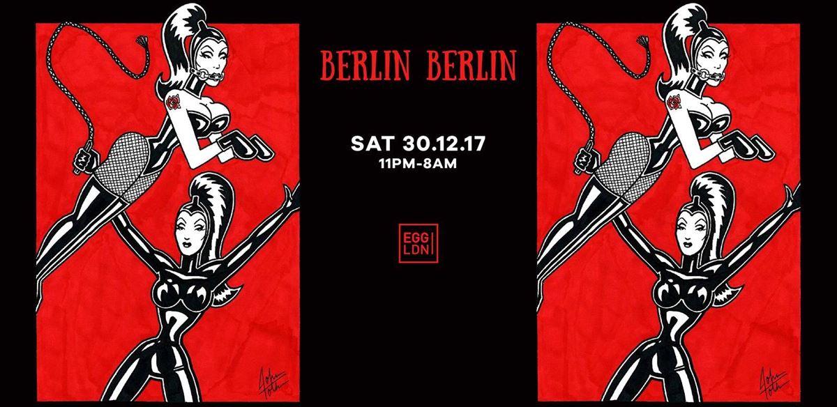 Berlin Berlin: Dirty Doering, Pornceptual, Homostash & more! tickets