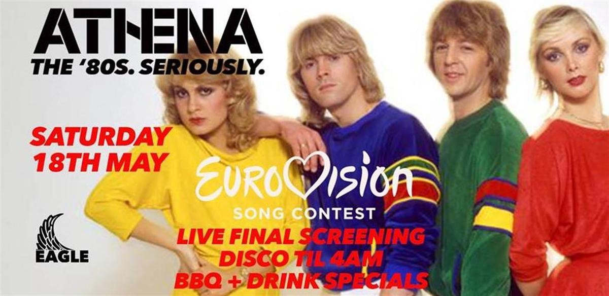 Athena's Eurovision Party tickets