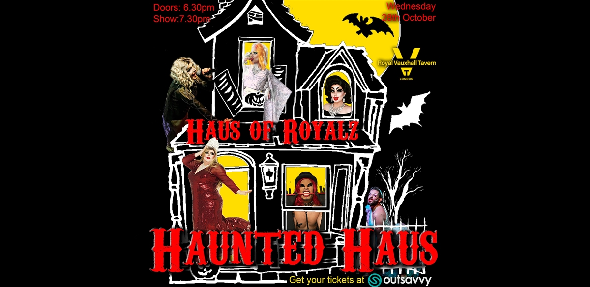 Haus Of Royalz: Haunted Haus tickets