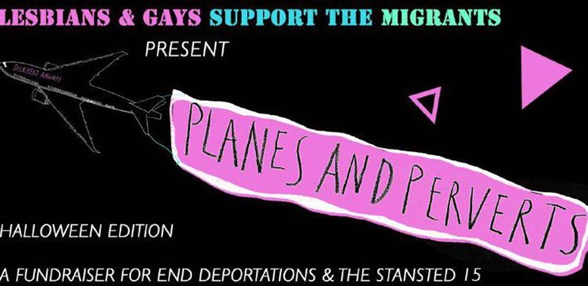 LGSMigrants present: Planes and Perverts! Halloween party tickets