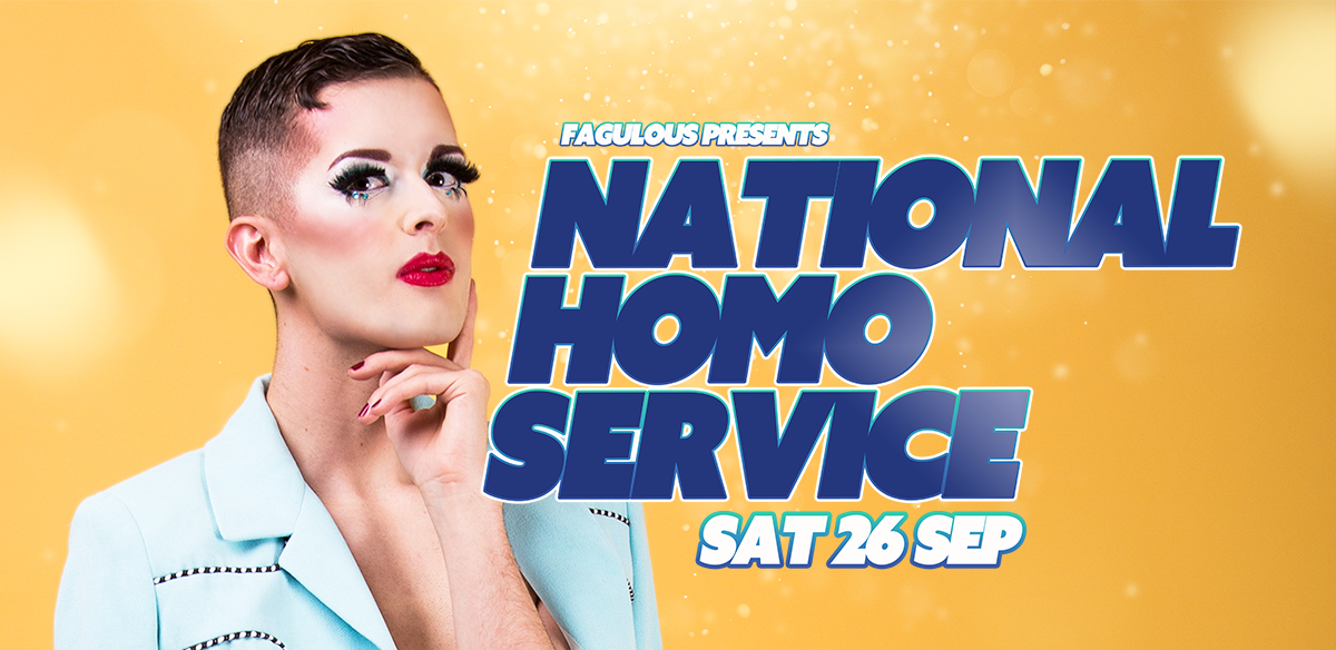 National Homo Service  tickets
