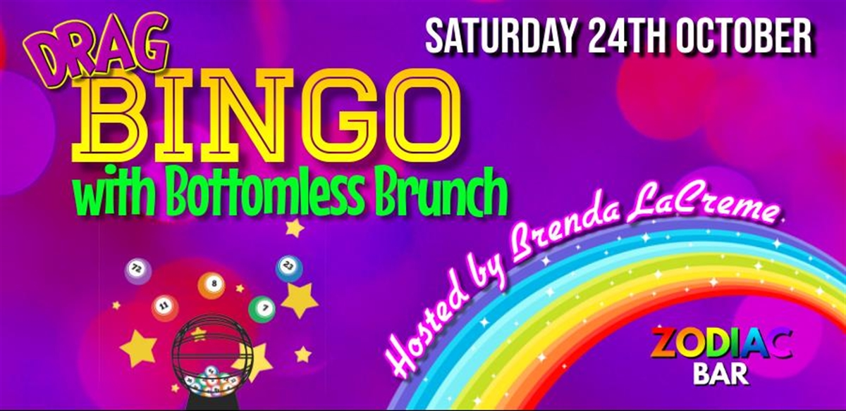 Drag Bingo with Bottomless Brunch! tickets