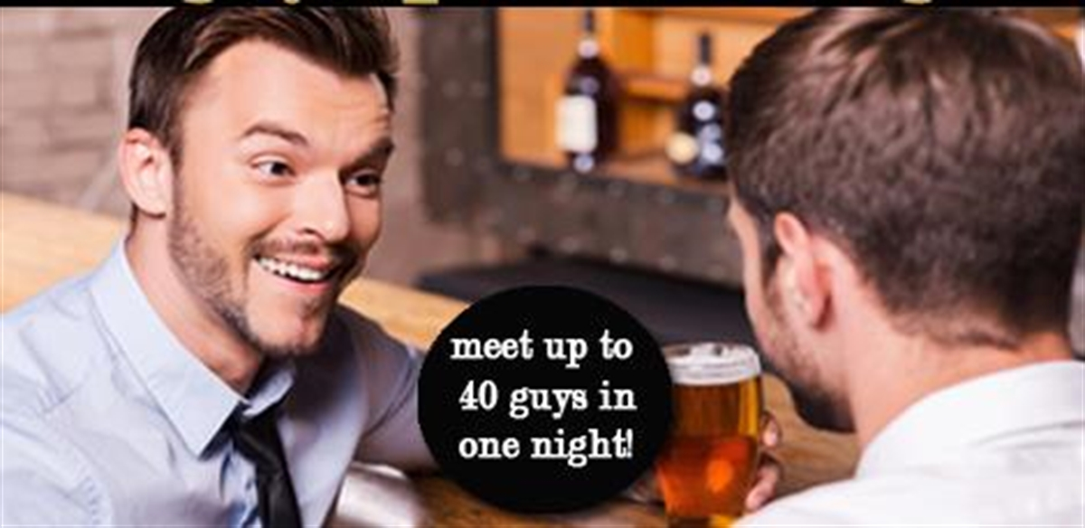 gay speed dating events near me