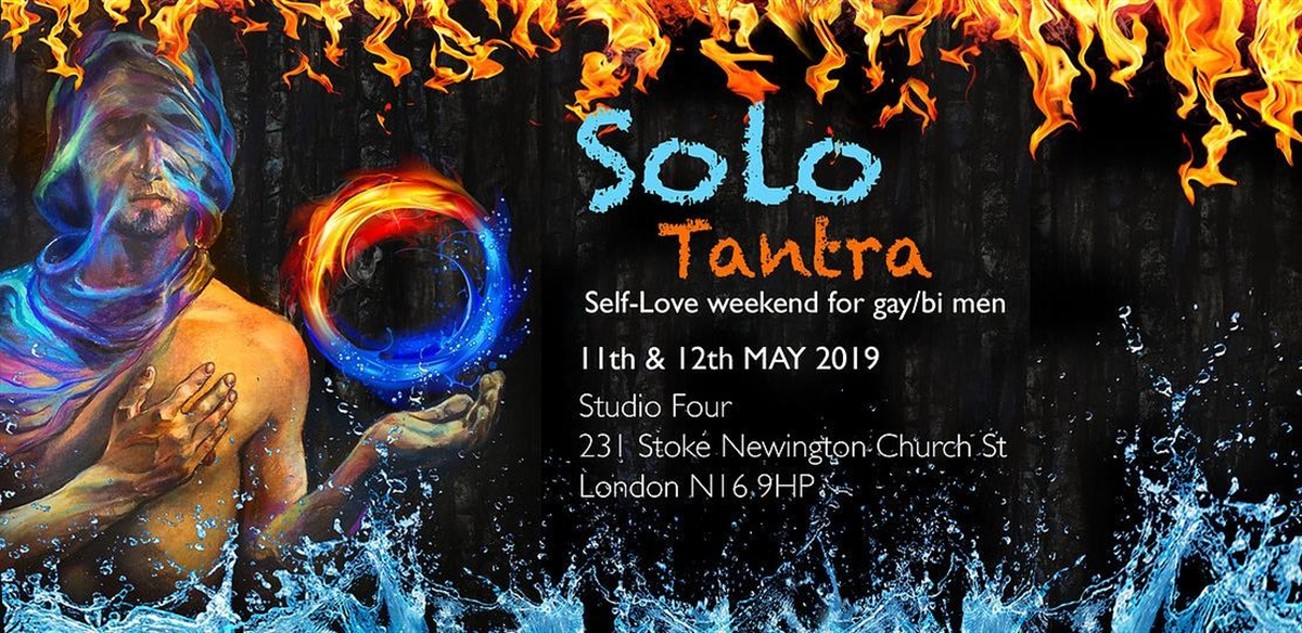 Solo Tantra - find your bliss tickets