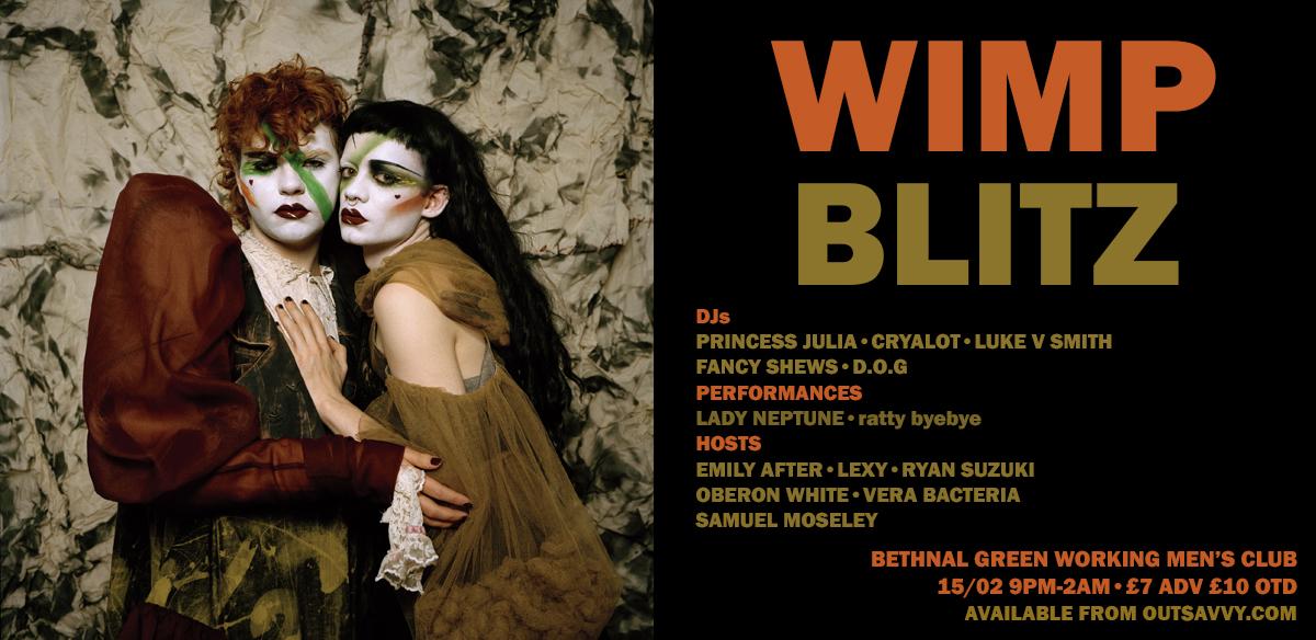 WIMP : BLITZ tickets