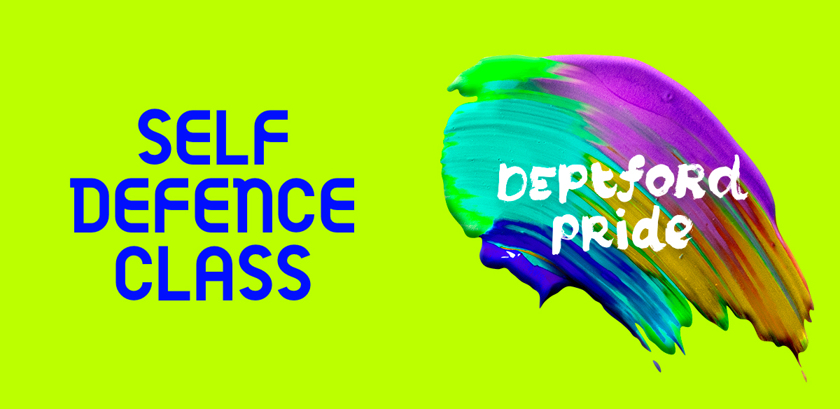 Self Defence Class tickets