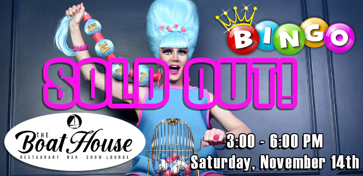 Drag Bingo Brunch at The Boathouse tickets