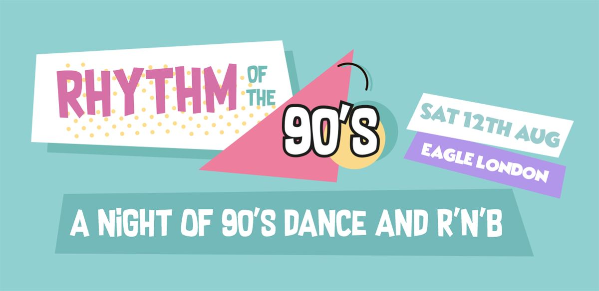 Rhythm of the 90's  tickets