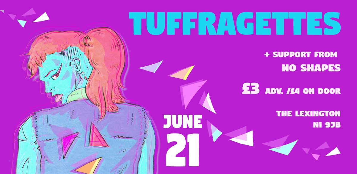 TUFFRAGETTES tickets