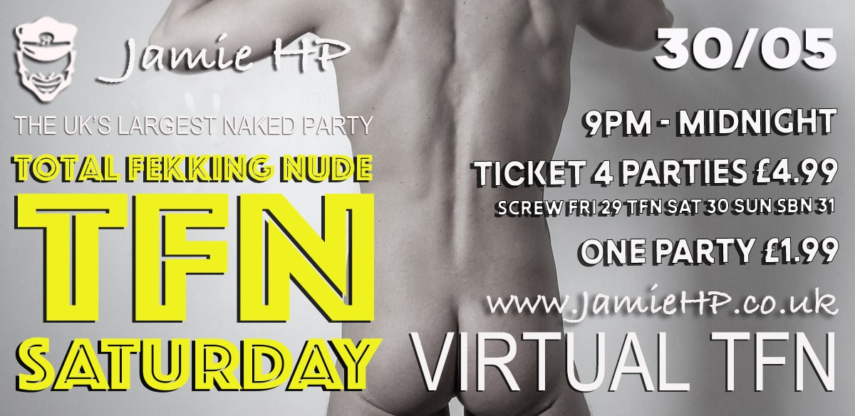 Virtual TFN Saturday tickets