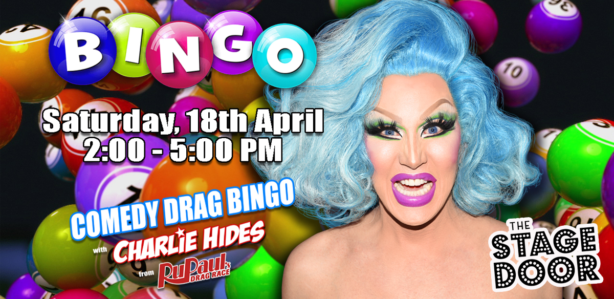 Drag Bingo with Charlie Hides - Southampton tickets