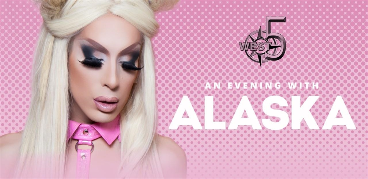 An Evening With Alaska tickets