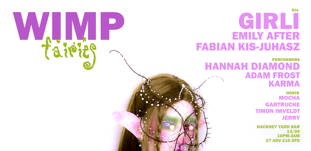 WIMP : FAERIES tickets