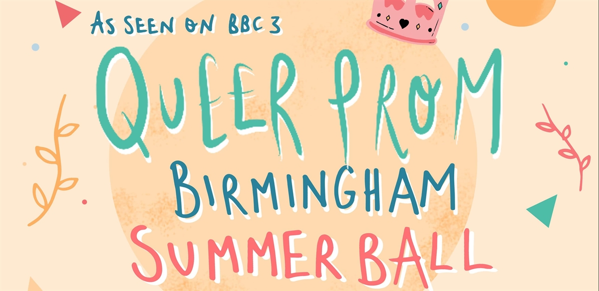 Queer Prom Birmingham - Summer Ball tickets