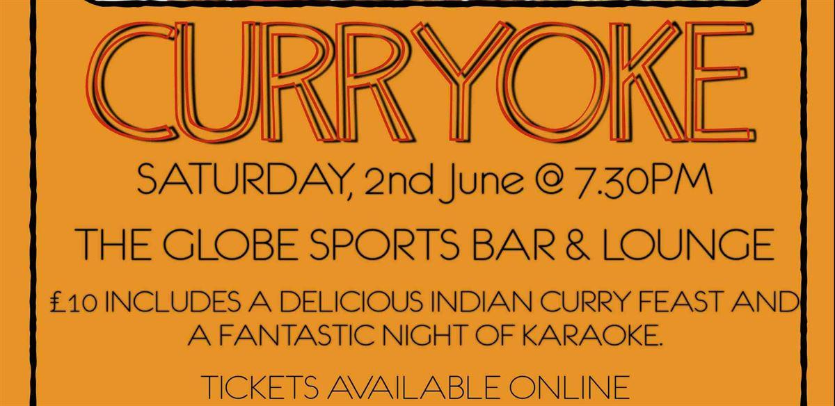 Curryoke tickets