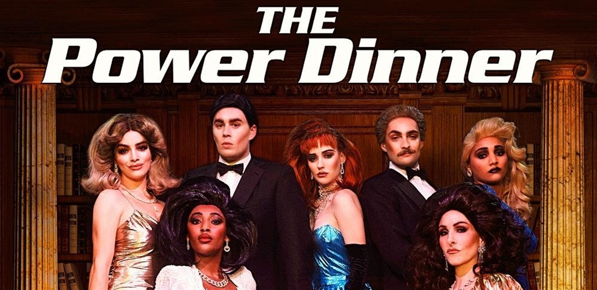 The Power Dinner - An Opulent 80s Dining Experience tickets