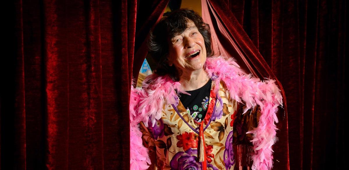 LYNN RUTH MILLER'S 87TH BIRTHDAY CABARET! tickets