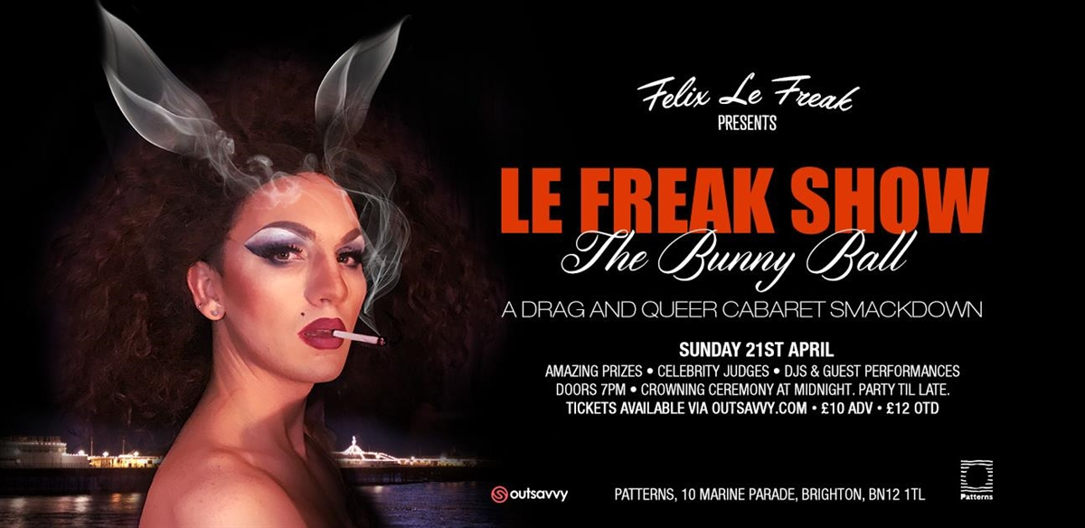 Le Freak Show: The Bunny Ball tickets