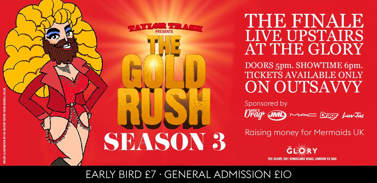 The Gold Rush Season 3 FINALE tickets