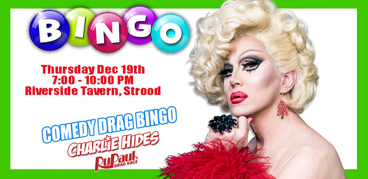BINGO with Charlie Hides tickets