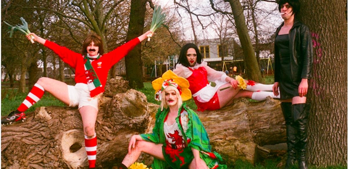 Cŵm Rag - Queer Welsh Cabaret Extravaganza tickets