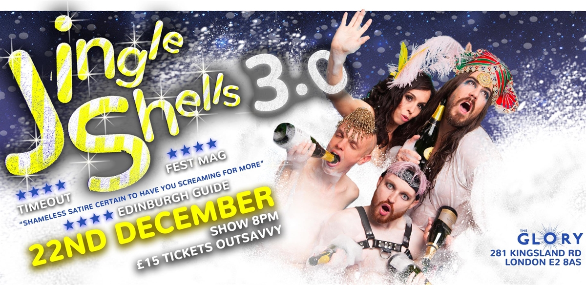 Jingle Shells 3.0 Sex Shells Christmas Show tickets