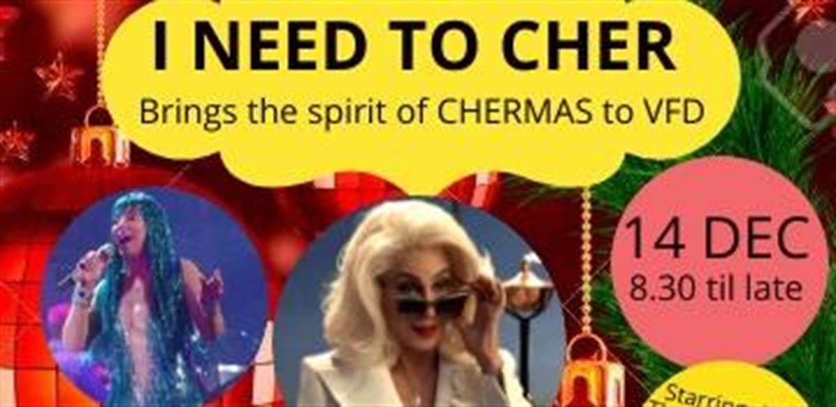 Chermas @ VFD tickets