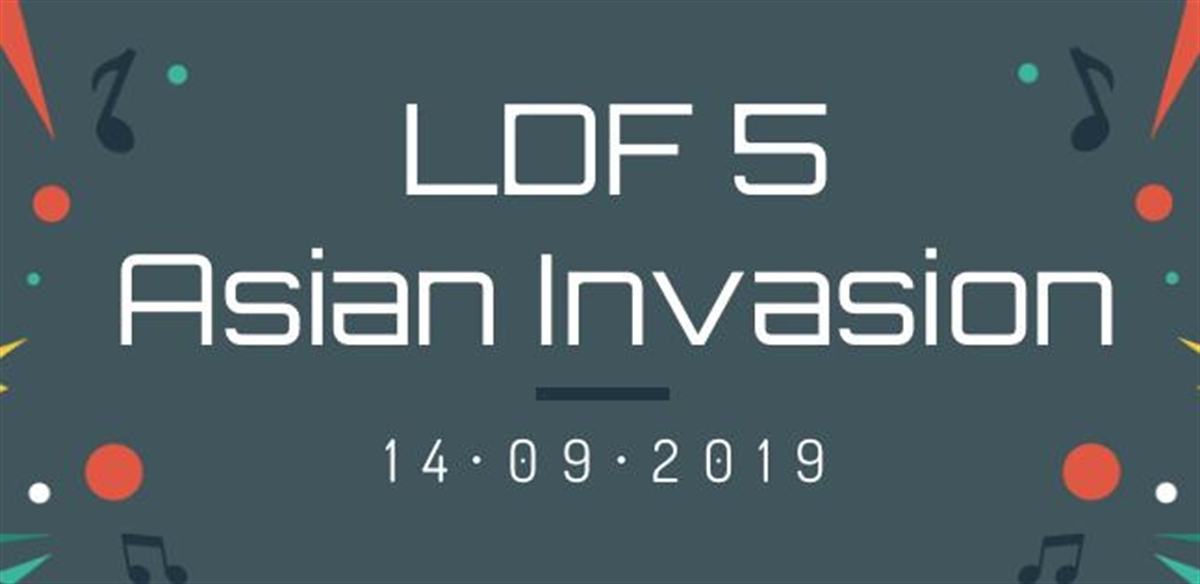 LDF 5 - ASIAN INVASION tickets