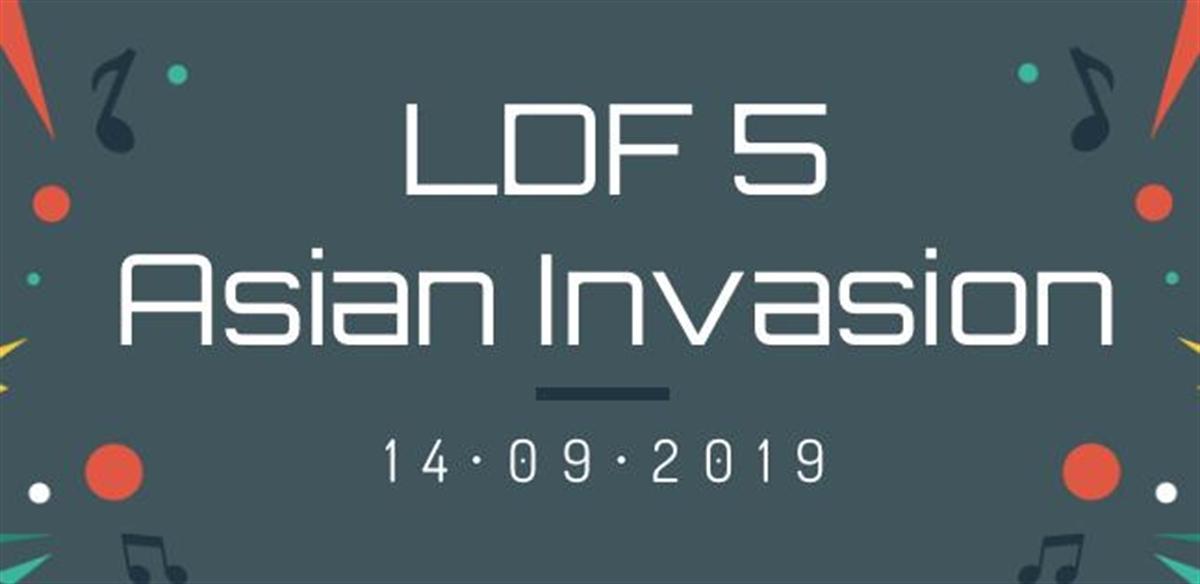 LDF 5 - ASIAN INVASION tickets