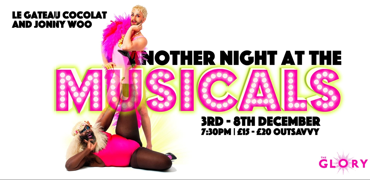 Another Night At The Musicals tickets