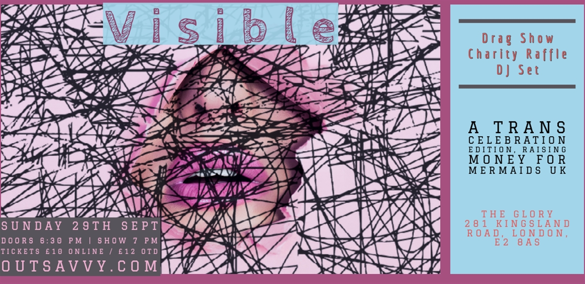 Visible : A trans celebration edition tickets