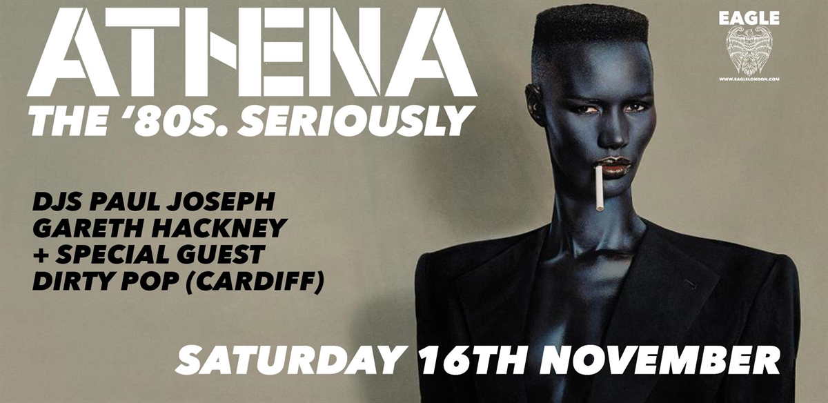 Athena - November Party tickets